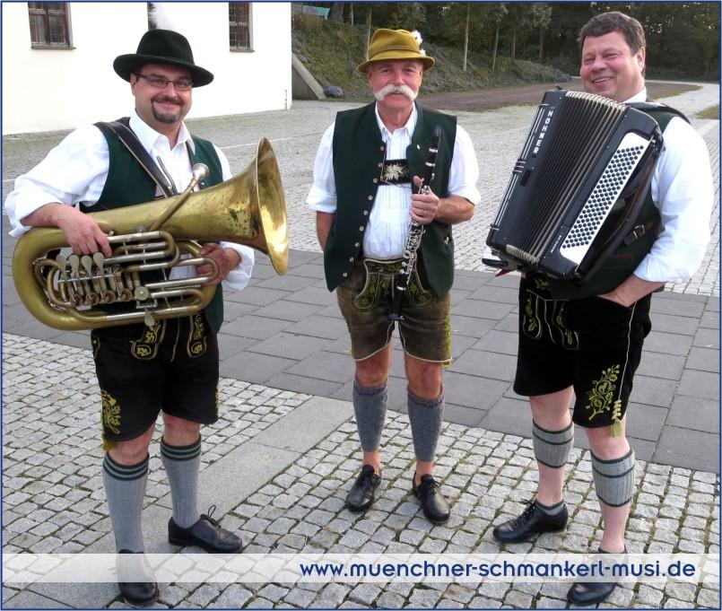 Bayerischer Musiker